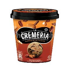 La Cremeria Almond Pecan Passion Ice Cream