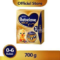 Nutricia Bebelove Gold 2 Ezycare Susu Formula 0-6 Bulan