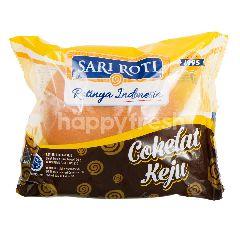 Sari Roti Roti Isi Cokelat dan Keju