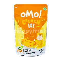 Omo! Crunch It! Cheese 8m+