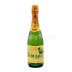 May Glory Carbonated White Grape Flavoured Drink