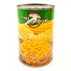 Peace Golden Sweet Whole Corn Kernel