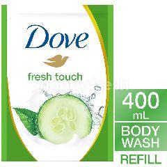 Dove Go Fresh Sabun Mandi Ketimun dan Teh Hijau