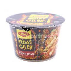 Maggi Pedas Giler Seafood Flavoured Instant Noodle