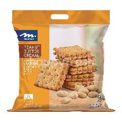 Meadows Peanut Butter Cream Sandwich Crackers
