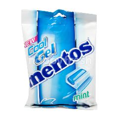 MENTOS Cool Gel Permen Lunak Mint
