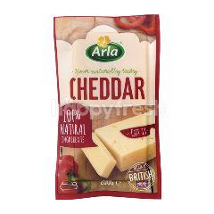 Arla Natural Block Cheddar Cheese Chunk