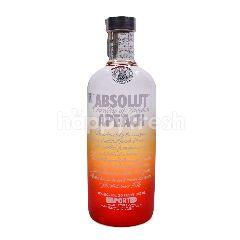 Absolut Vodka Rasa Persik