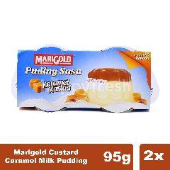 Marigold Custard Caramel Milk Pudding Twinpack