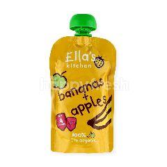 ELLA'S KITCHEN Bananas + Apples