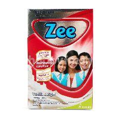 Zee Platinum Susu Bubuk Rasa Vanilla Delight