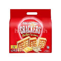 Munchy's Value Pack Cracker Sandwich Butter