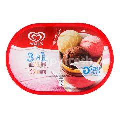 วอลล์  3 อิน 1 ไอศกรีม นีโอโพลีเเทน
