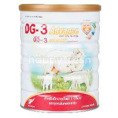 ดีจี - 3 แอดวานซ์ เครื่องดื่มนมแพะ