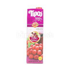 ทิปโก้ น้ำองุ่นแดง 100% 1 ลิตร