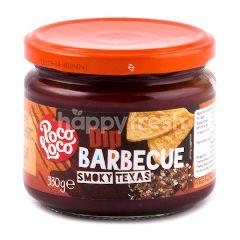 Poco Loco Saus Salsa Cocol Barbekyu Smoky Texas