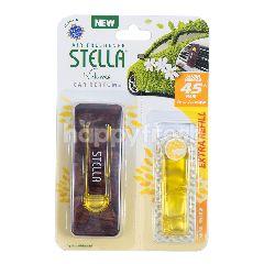 Stella Naturals Pengharum Mobil  Musk - Kuning