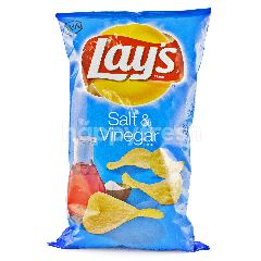 LAYS Salt& Vinegar Potato Chips