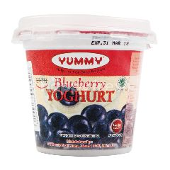 Yummy Yogurt Rasa Bluberi