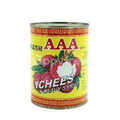 Aaa Lychees