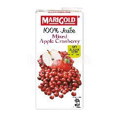 Marigold 100% Mixed Apple Cranberry Juice
