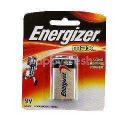 Energizer Max 9V Alkaline Battery 522BP1