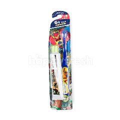 ฟลูโอคารีล แปรงสีฟันเด็ก ซุปเปอร์ซอฟต์ สำหรับเด็ก 6 ปีขึ้นไป