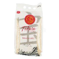 Takara Beras Putih Jepang Nikomaru