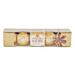 Ferrero Rocher Cokelat Kacang Hazel