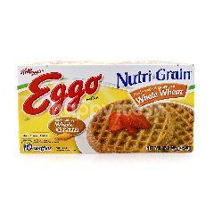 Kellogg's Eggo Waffles Nutri Grain Whole Wheat