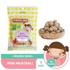 Pureeland Baby Mini Meatballs