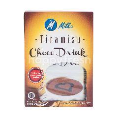 Milko Minuman Cokelat Tiramisu
