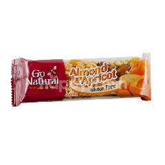 Go Natural Mixed Almond And Apricot Bar