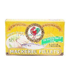 Ayam Brand Mackerel Fillets In Sunflower Oil