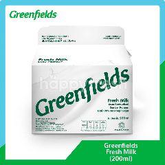 Greenfields Susu Pasteurisasi