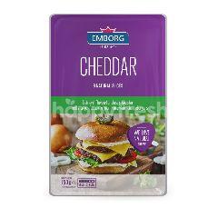 Emborg Cheddar Cheese 150G