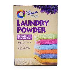 Clean Laundry Powder