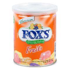 Fox's Permen Kristal Bening Rasa Buah