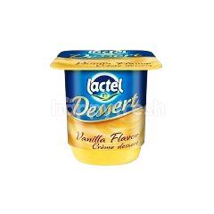 Lactel Creme Dessert Vanilla  Flavour 125G