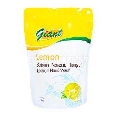 Giant Sabun Pencuci Tangan Aroma Lemon