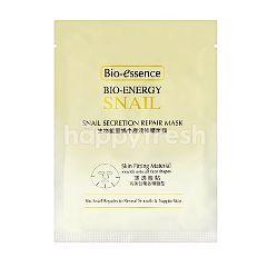 Bio Essence Bio-Energy Snail Secretion Repair Face Mask