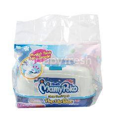 MamyPoko Tissue Ganti Popok dengan Kemasan Pop Up Box