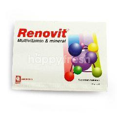 Renovit Multivitamin & Mineral Suplement Makanan