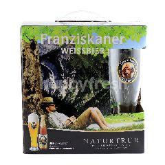 Franziskaner Hefe-Weissbier Hell (5 x 500ml)