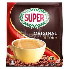 Super Coffee 3 In 1 Low Fat Regular