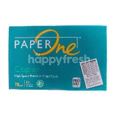 Paper One Kertas Fotokopi F4 70 G 1 Rim