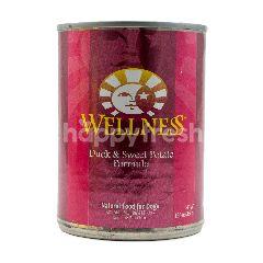 Wellness Duck and Sweet Potato Formula Dog Food