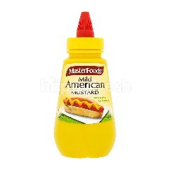 Masterfoods Mild American Mustard