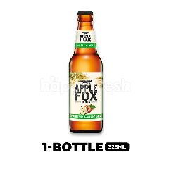 Apple Fox Cider Bottle 325ml