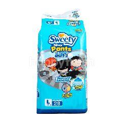 Sweety Silver Popok Celana Laki-Laki L